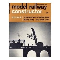 Model Railway Constructor 1964 November