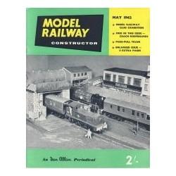 Model Railway Constructor 1962 May