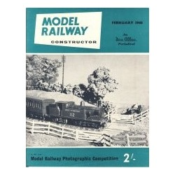 Model Railway Constructor 1961 February