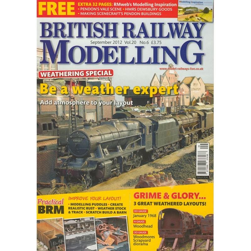 British Railway Modelling 2012 September