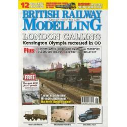 British Railway Modelling 2011 August
