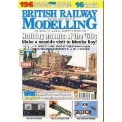 British Railway Modelling 2011 April