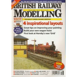 British Railway Modelling 2008 March