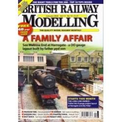 British Railway Modelling 2008 January