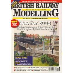 British Railway Modelling 2008 February