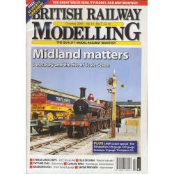 British Railway Modelling 2006 October
