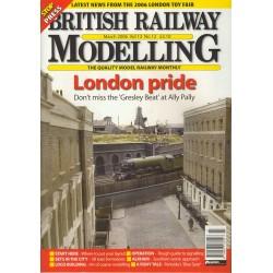British Railway Modelling 2006 March