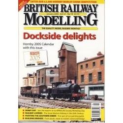 British Railway Modelling 2005 January