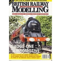 British Railway Modelling 2004 July