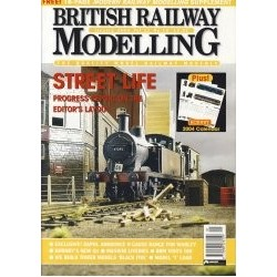 British Railway Modelling 2004 January