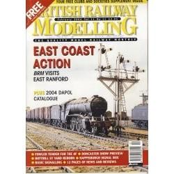 British Railway Modelling 2004 February
