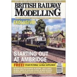 British Railway Modelling 2003 October