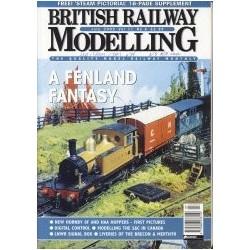 British Railway Modelling 2003 July