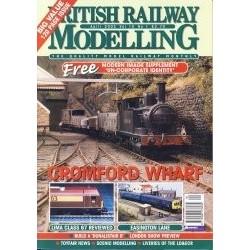 British Railway Modelling 2002 April