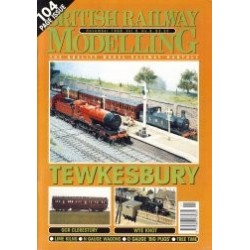 British Railway Modelling 1998 November