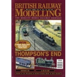 British Railway Modelling 1998 March