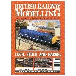 British Railway Modelling 1997 July
