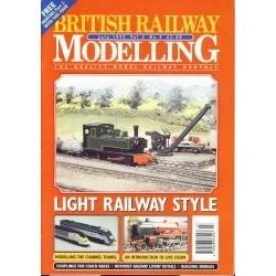 British Railway Modelling 1995 July