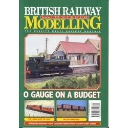 British Railway Modelling 1995 January