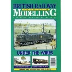 British Railway Modelling 1994 March