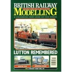 British Railway Modelling 1993 October