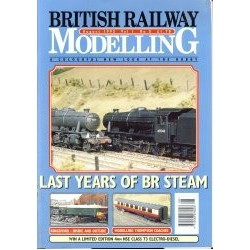 British Railway Modelling 1993 August