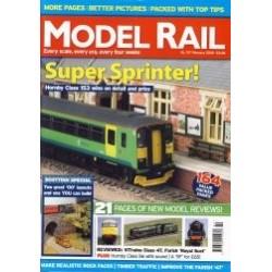 Model Rail 2009 February