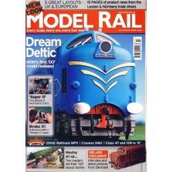 Model Rail 2008 March