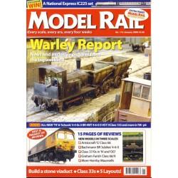 Model Rail 2008 January