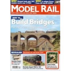 Model Rail 2008 August