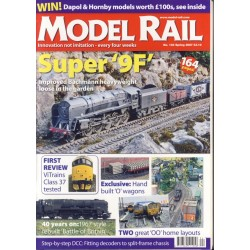 Model Rail 2007 Spring