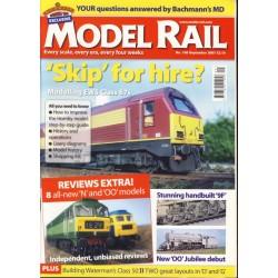 Model Rail 2007 September