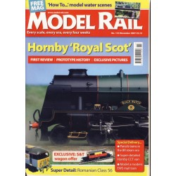 Model Rail 2007 November