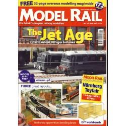 Model Rail 2007 April