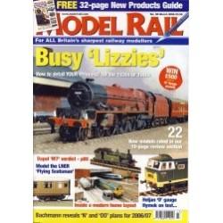 Model Rail 2006 March