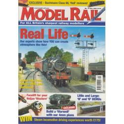 Model Rail 2005 May