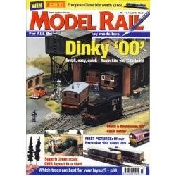 Model Rail 2005 July