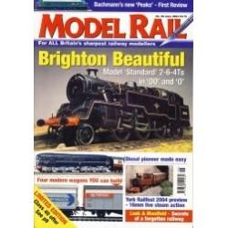 Model Rail 2004 June