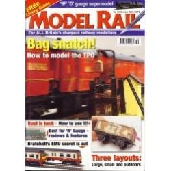 Model Rail 2003 October