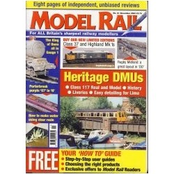 Model Rail 2003 November