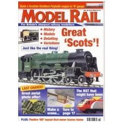 Model Rail 2003 June