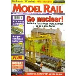 Model Rail 2003 February