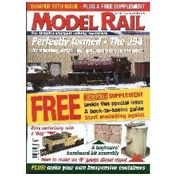 Model Rail 2002 December