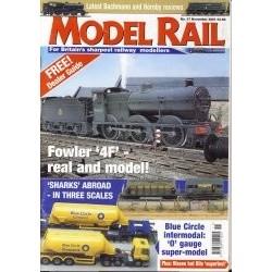 Model Rail 2001 November