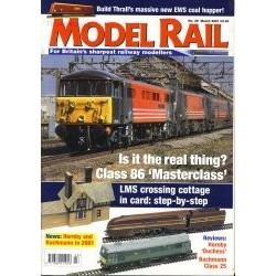 Model Rail 2001 March