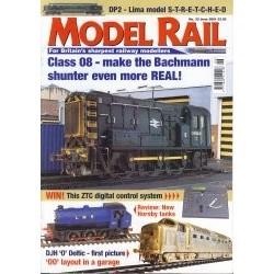 Model Rail 2001 June