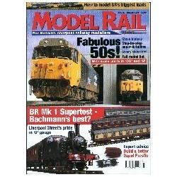 Model Rail 2001 January