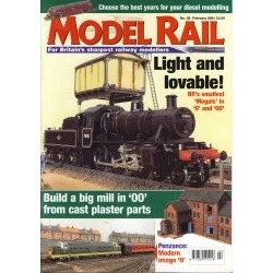 Model Rail 2001 February