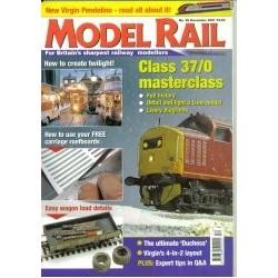 Model Rail 2001 December
