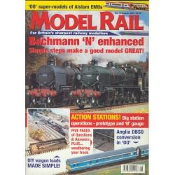Model Rail 2001 August